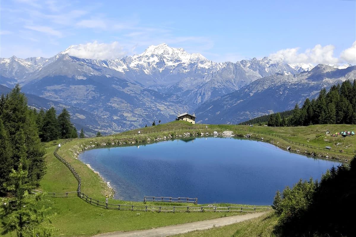 Grand Combin Valle d'Aosta