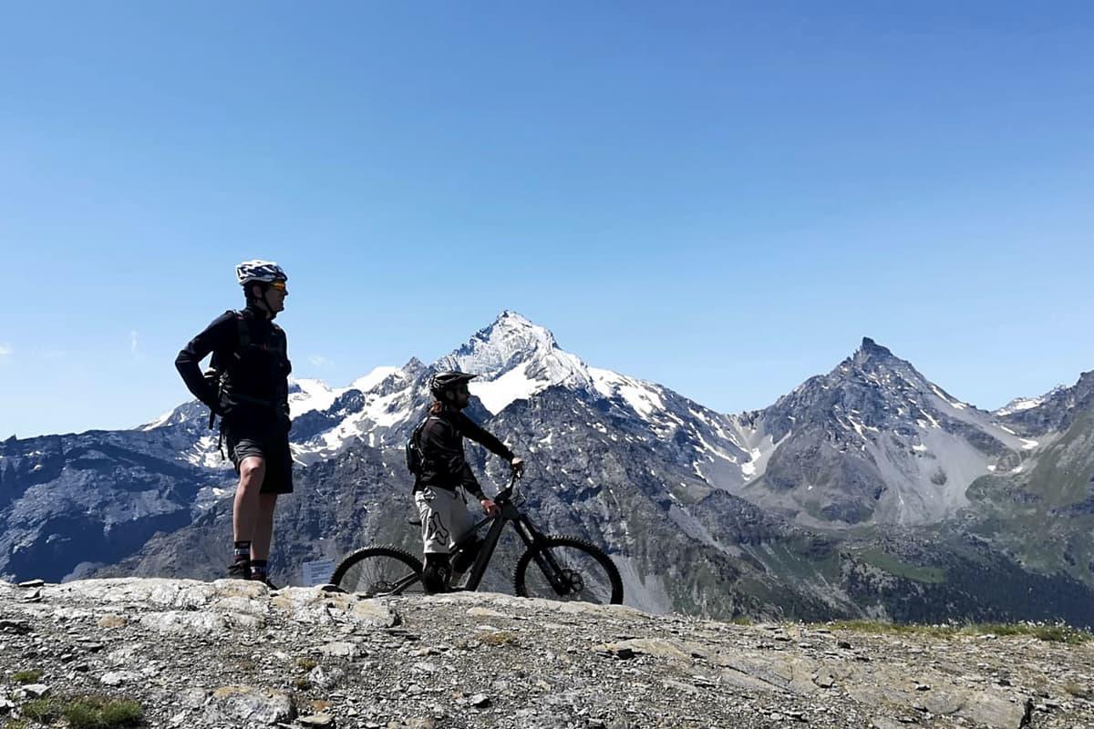 Montagne mtb Valle d'Aosta