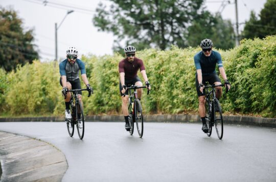 Prevenire gli infortuni in bici