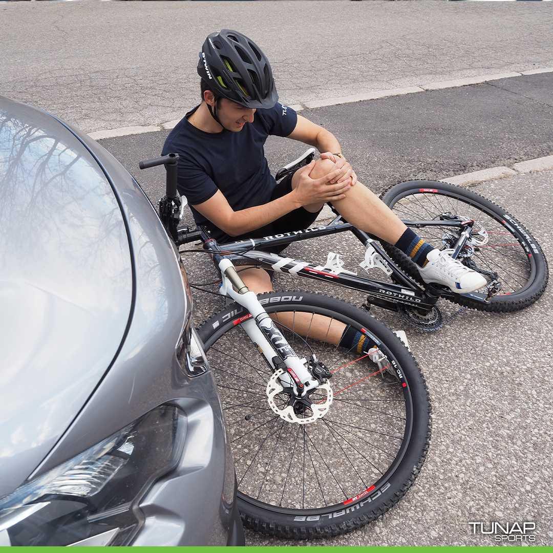 Tunap Sports SOS BIKE incidente stradale