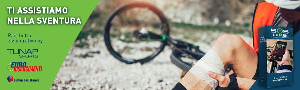 SOS BIKE assicurazione ciclista danni incidente stradale