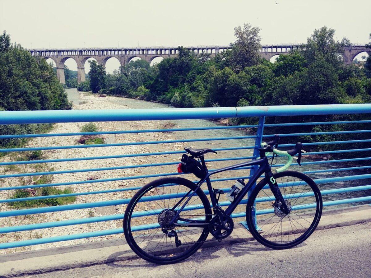 valle maira in bicicletta