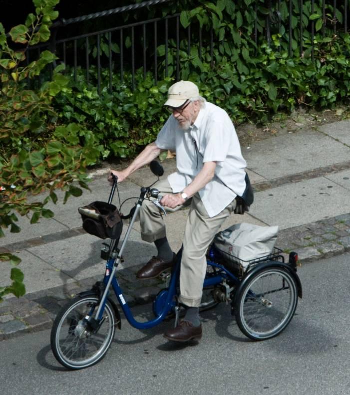 Cargo bike adatta a tutte le età