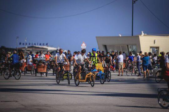 Cargo bike in mostra all'Italian Bike Festival di Rimini