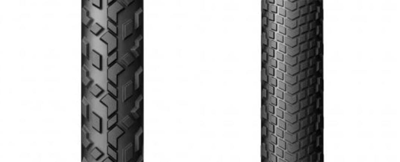 Battistrada Pirelli Cinturato Gravel M e H a confronto