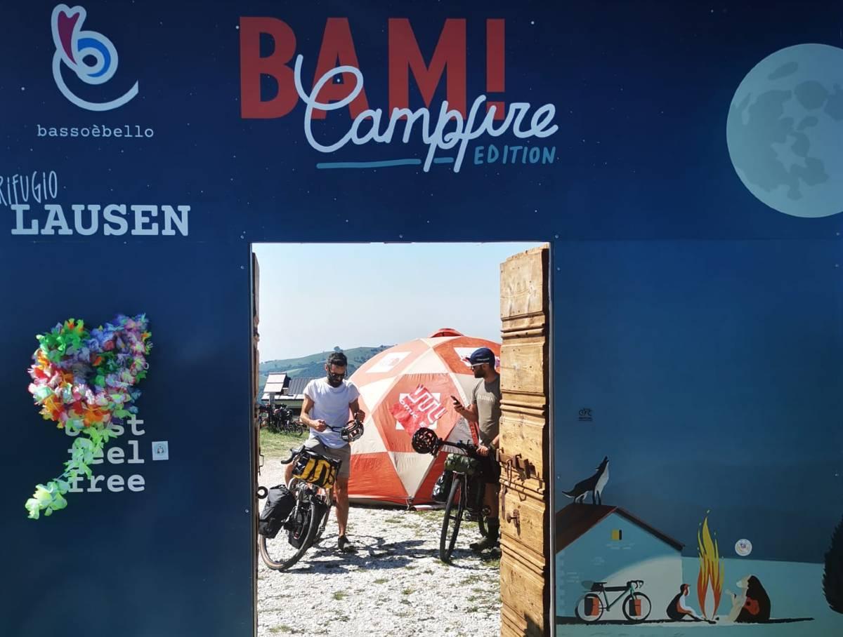 rifugio lausen bam campfire
