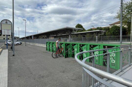 BCPOD parcheggi bici sicuri anche per ricaricare le ebike