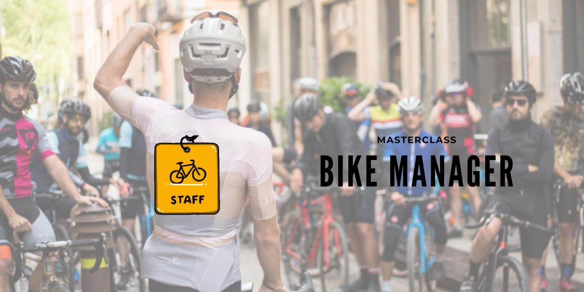 masterclass bike manager formazione