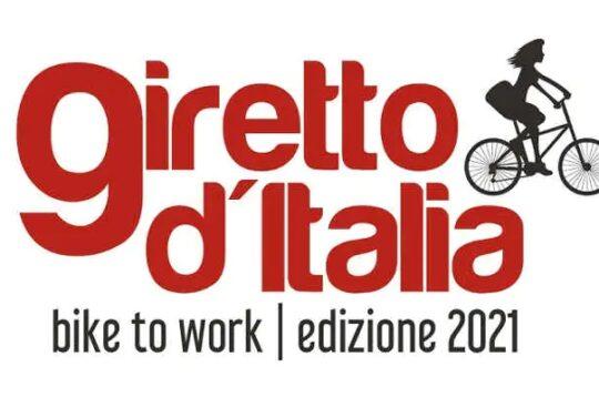 Giretto d'Italia 2021 bike to work Legambiente