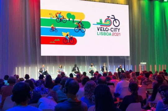 velo-city 2021 lisbon