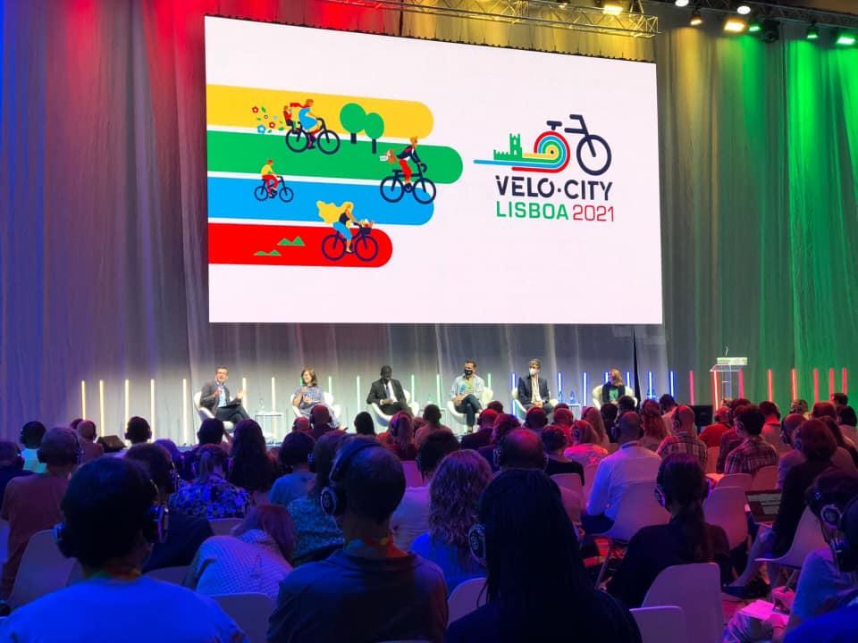 velo-city 2021 lisbona