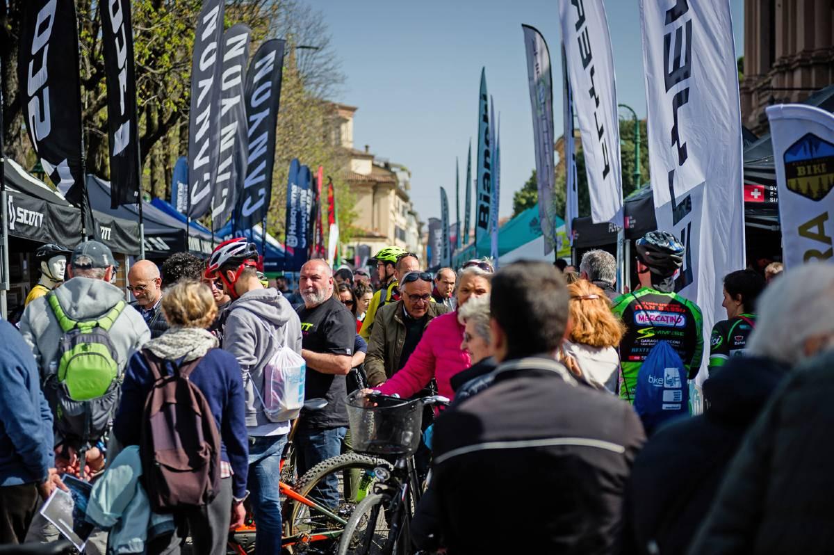BikeUP Bergamo manifestazione dedicata alle ebike e alla mobilità elettrica
