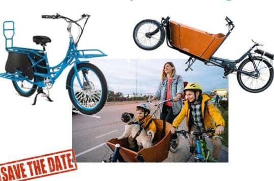 Cargo bike per famiglie