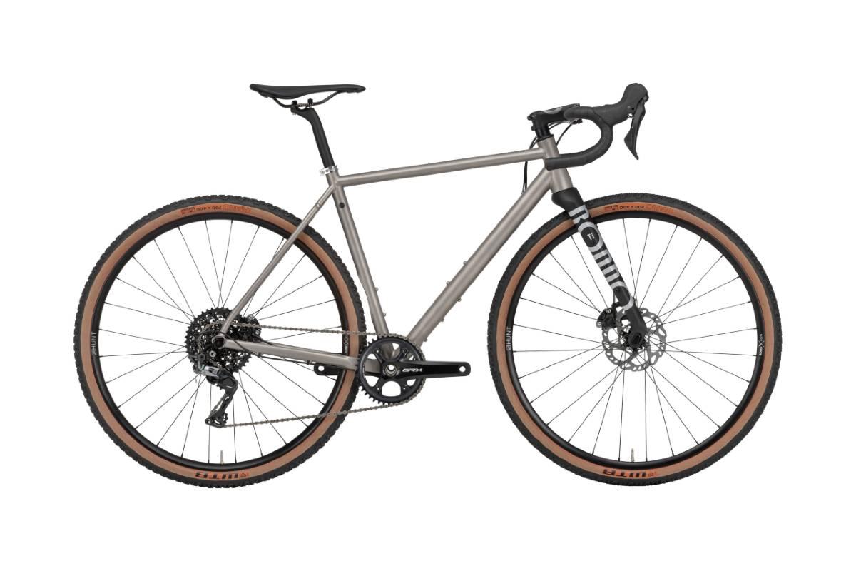 Bici Gravel Rondo RUUT TI