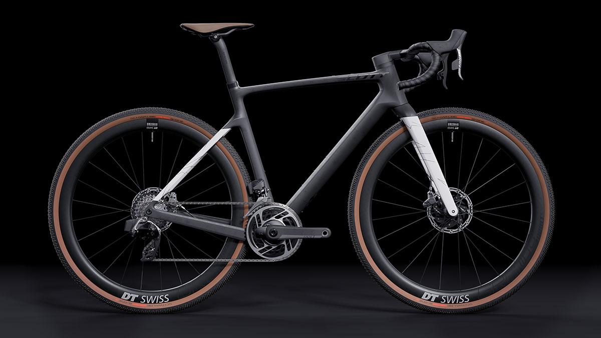 Bici Gravel  Scott Addict Aerogravel