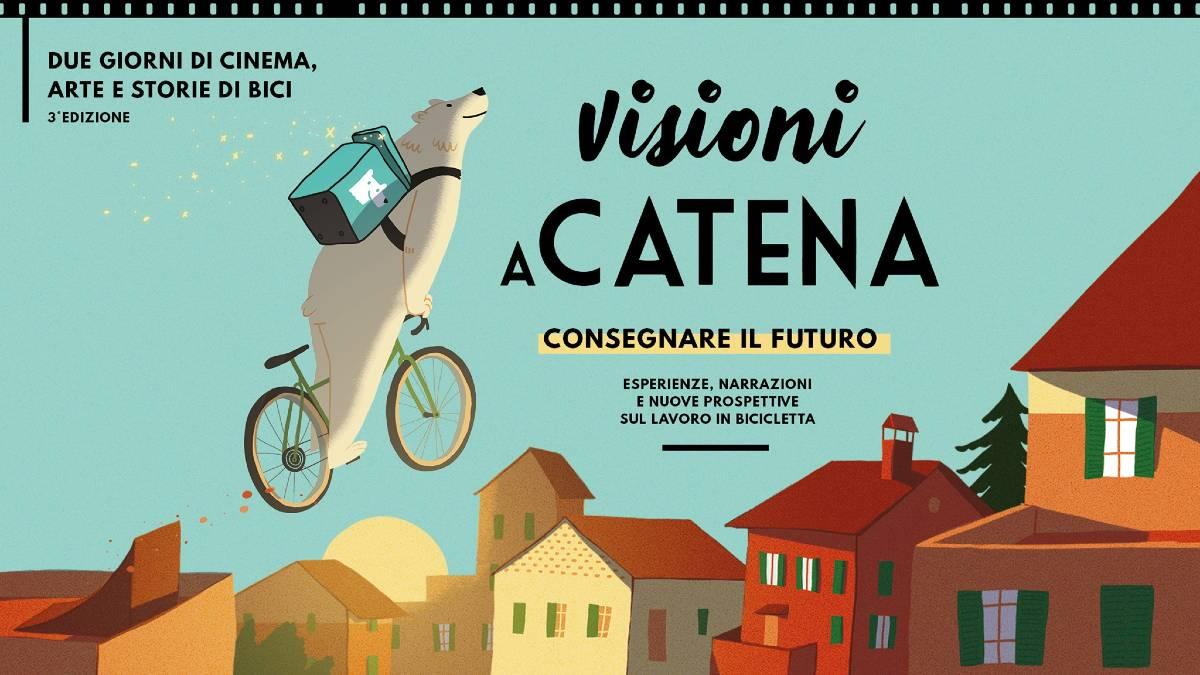 Visioni a Catena 2021 Consegnare il futuro