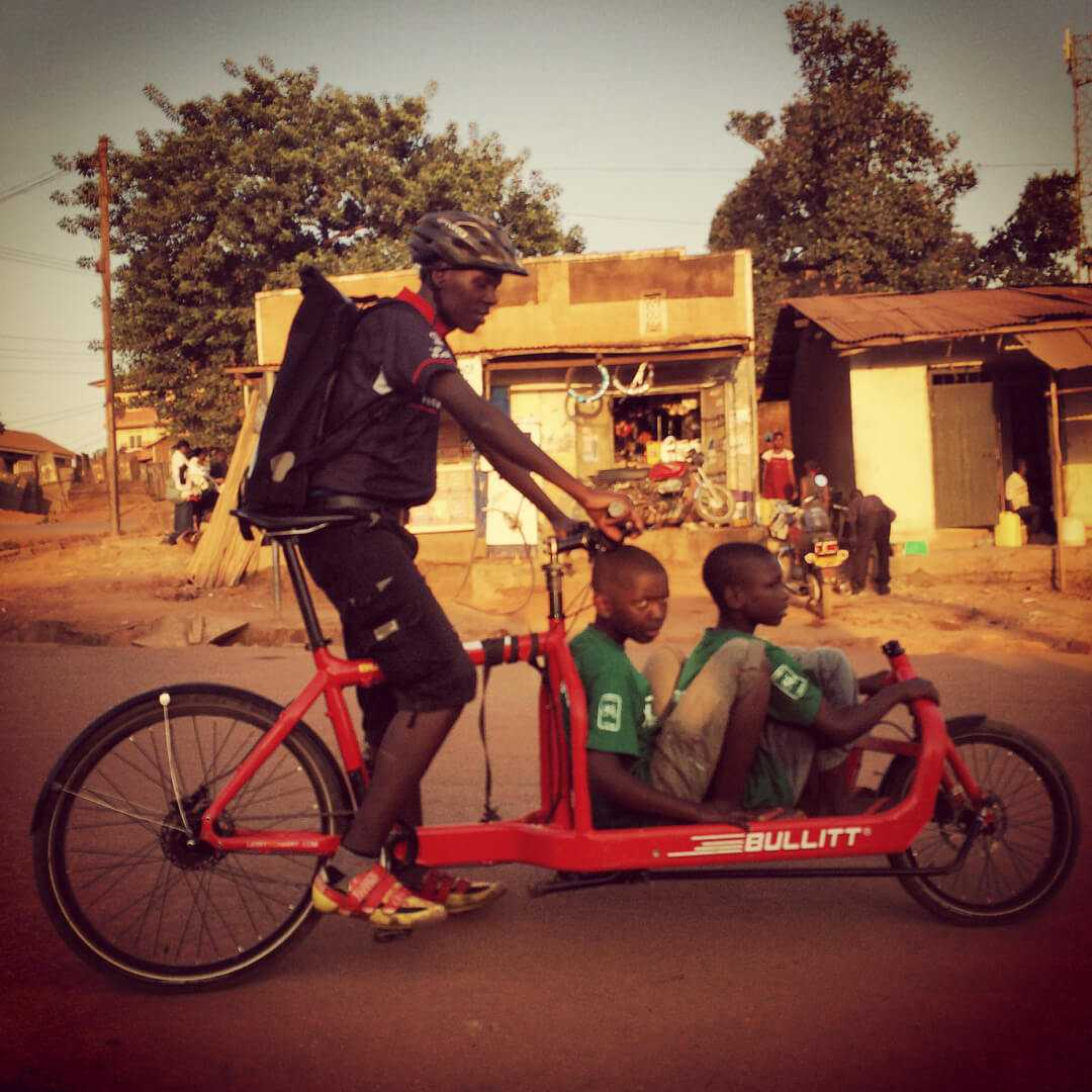 Kampala Cycling Couriers