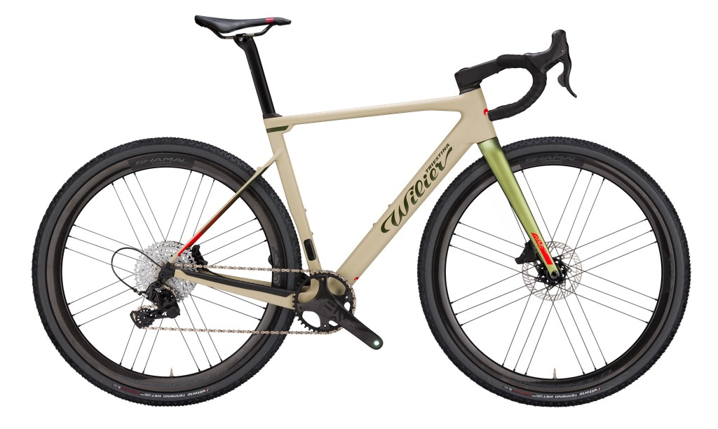 Wilier Triestina Rave SLR configurazione gravel bike